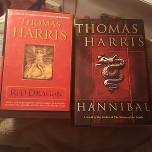 "REDUCED""HANNIBAL&RED DRAGON""(LP)THOMAS HARRIS DUO"